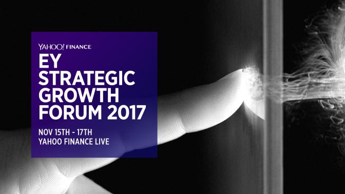 EY Strategic Growth Forum 2017
