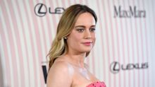 Brie Larson Promises 'I Do Not Hate White Dudes,' But Laments Lack of Inclusion Among Film Critics