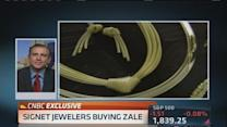 Signet Jewelers CEO: Investing back into core business