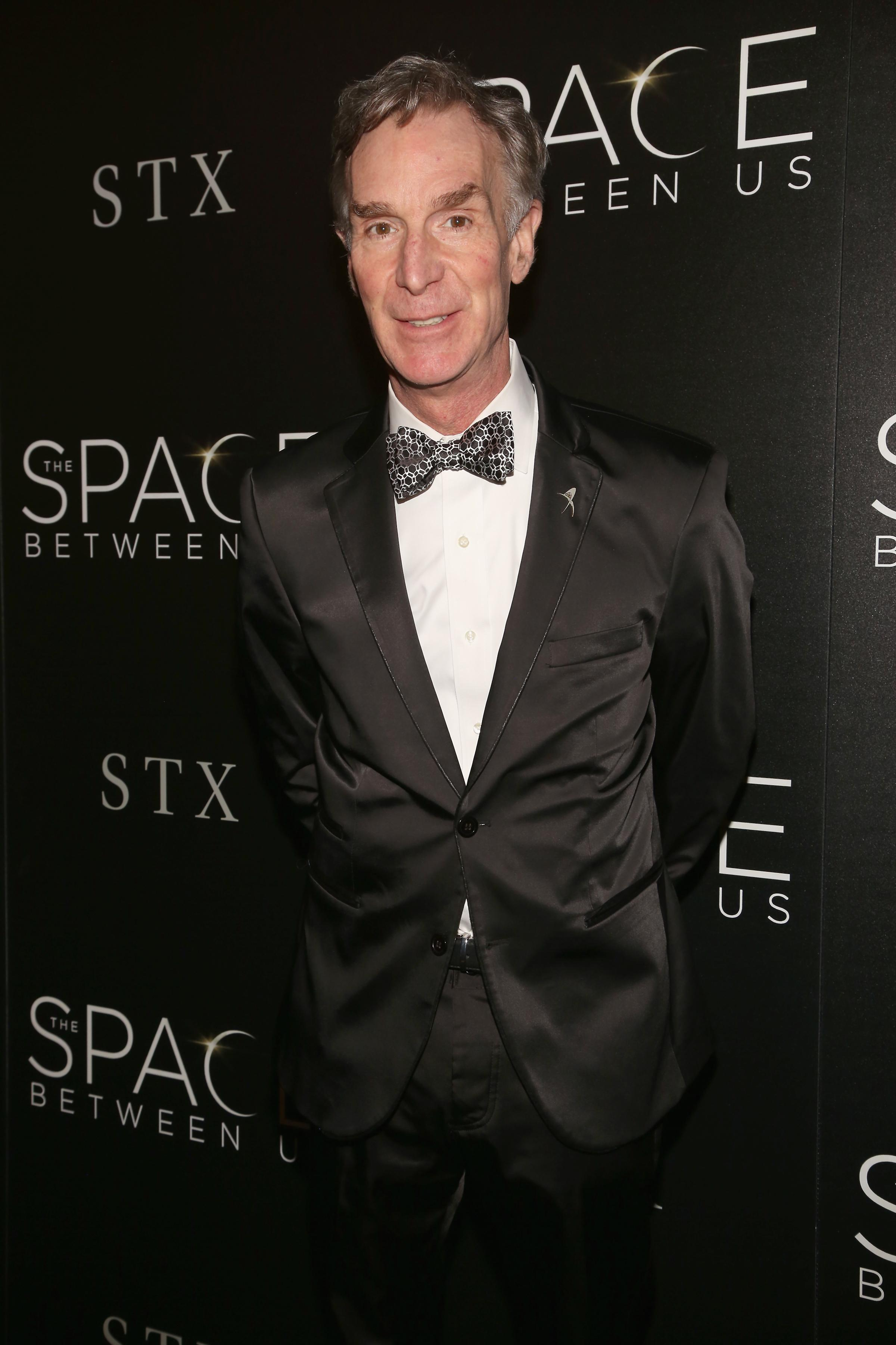 Bill Nye Says Trump and His Advisors Are in \u0027Denial\u0027 About Climate ...