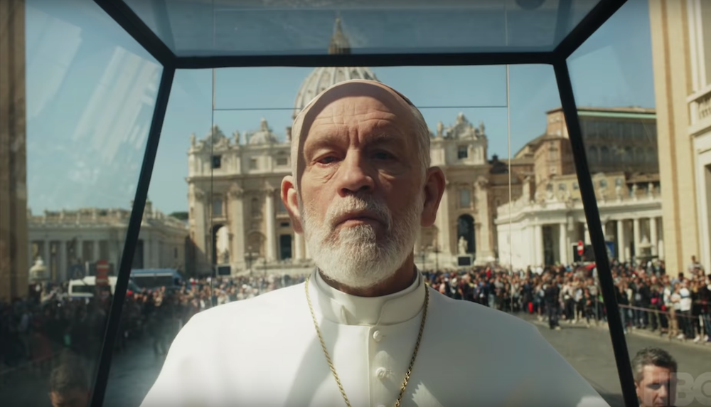 Jude Law and John Malkovich bless us with The New Pope trailer: Watch - Yahoo Entertainment