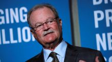 AIG CEO sees 'huge potential' in investor market for insurance risk