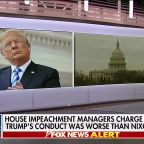 Final day for House impeachment mangers to make case against President Trump