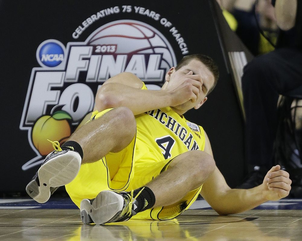 Michigan's McGary dealing with back issue