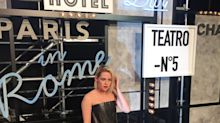 Kristen Stewart arrasa con su mini vestido negro de Chanel