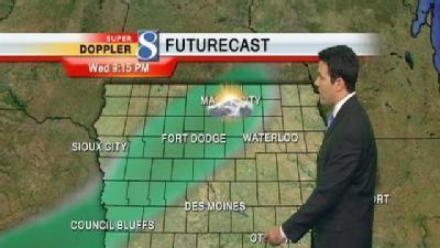 Video-Cast: Hot Today, Relief On The Way