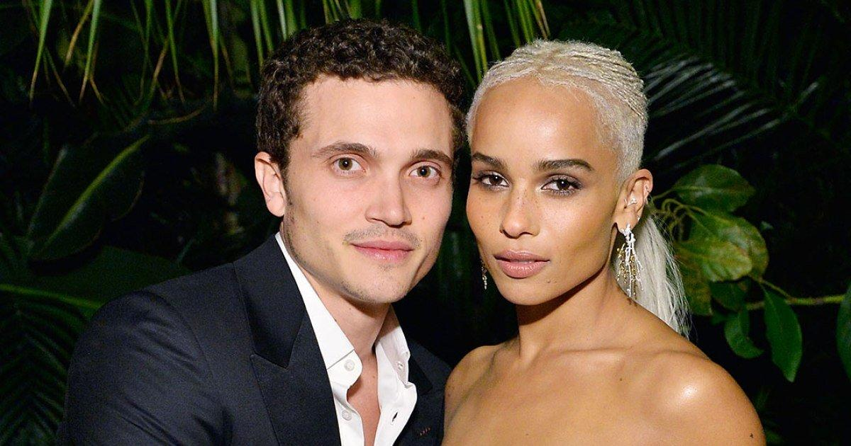 Zoe Kravitz Gets Married To Karl Glusman At Her Dad Lenny