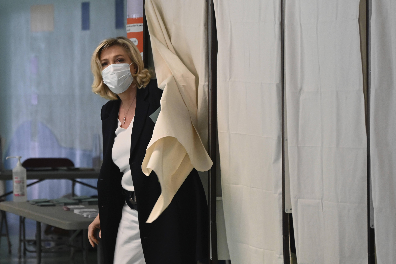 Régionales 2021: les abstentionnistesplus nombreux chez les électeurs de Marine Le Pen