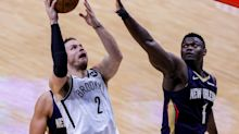 Nets reaction: Short-handed Nets find a way to beat the Pelicans