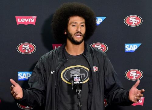 Colin Kaepernick Named 49ers Starting Quarterback, Twitter Reacts