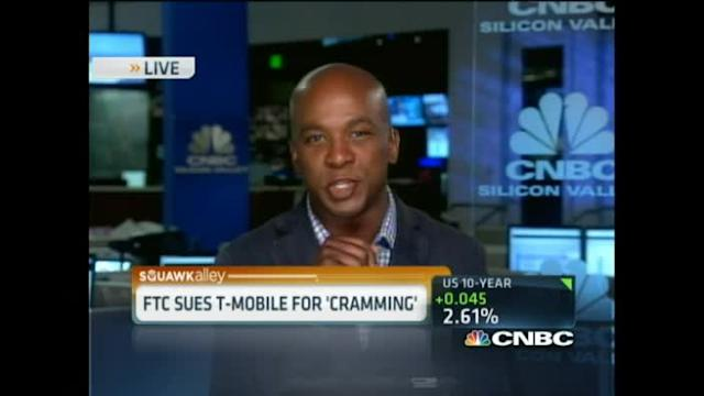 FTC sues T-Mobile
