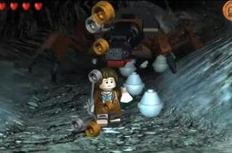 Lego: Lord of the Rings calls iOS its precious, starting today
