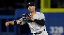 Aaron Boone announces Yankees have seven positive COVID-19 cases; Gleyber Torres being held out of lineup