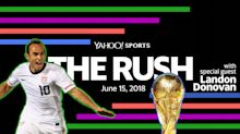The Rush: Landon Donovan reveals fun strategy for watching World Cup without U.S.