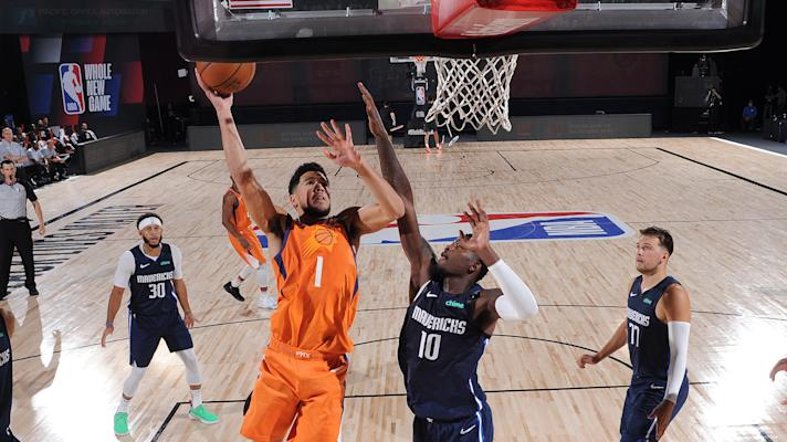 NBA 360 Highlight: Suns 117, Mavericks 115