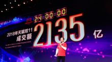 Alibaba Group Generated RMB213.5 Billion (US$30.8 Billion) of GMV During the 2018 11.11 Global Shopping Festival