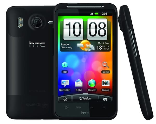 HTC launches the Desire HD: an EVO for the rest of world