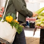 Grocery shoppers are being less careful about hygiene as the pandemic goes on. A food safety expert said that's risky.