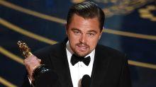 Años esperando y esto dijo DiCaprio al recoger el Oscar