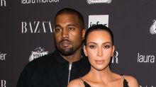 Kim Kardashian and Kanye West reveal new daughter's name