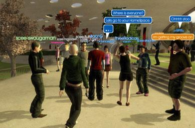 Checking in on PlayStation Home