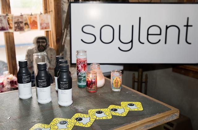 Soylent sits alongside Slurpees at some 7-Elevens in LA