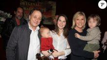 Chantal Ladesou applaudie par sa fille, ses petits-enfants et les VIP