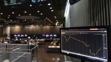 Bolsa argentina cae 11,9% en segundo día de control cambiario
