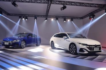 較預售價刪減2-3萬,Volkswagen Arteon/Arteon Shooting Brake 正式發表!