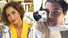 Camila Pitanga faz post romântico após assumir namoro com artesã