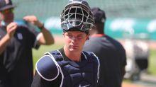 Detroit Tigers catcher Grayson Greiner suffers broken nose, expected to return soon