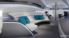 Boeing delivers first 737 Max 8 BBJ and unveils Max 7 luxury interior (Photos)