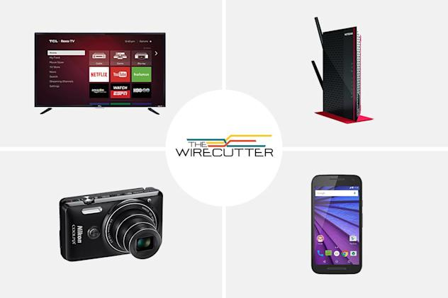 The Wirecutter's best deals: TCL's 50-inch Roku TV and more!