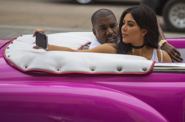 Kim Kardashian gets a Webby for 'breaking the internet'