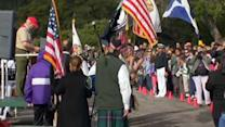 Scouts honor veterans at annual Memorial Day event