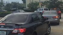 Floridians Line Up for Gas Ahead of Tropical Storm