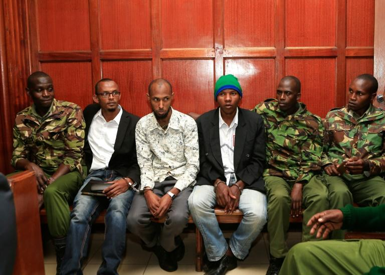 Kenya sentences 3 for role in Garissa University terror attack