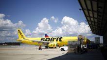 Woman's Meltdown Leaves Spirit Flight Passengers Shaken