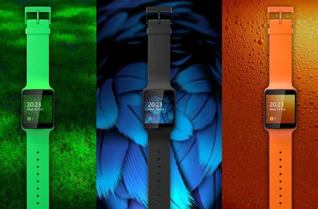 See Nokia's ill-fated 'Moonraker' smartwatch in action