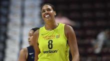Aussie Cambage makes All-WNBA first team
