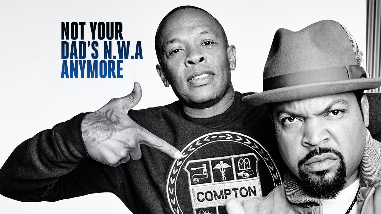 Dr. Dre, Ice Cube Break Silence on N.W.A Movie, Suge Knight\'s Murder ...