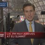 EU leaders preparing for no-deal Brexit scenario