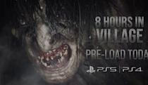 'Resident Evil Village' demo is coming soon, but sooner on PS4 and PS5