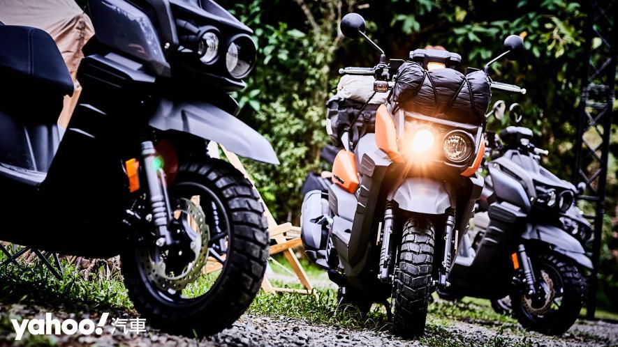 回歸狂野經典風格再現!2021 Yamaha全新BW'S 125正式發表! - 2