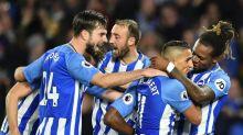 Izquierdo earns Brighton point in Stoke duel