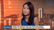 Fed Should Cut 25-BPS in September as Reassurance, Says AllianceBernstein's Zeng