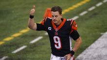Joe Burrow sets NFL rookie record, picks up first NFL win with Bengals