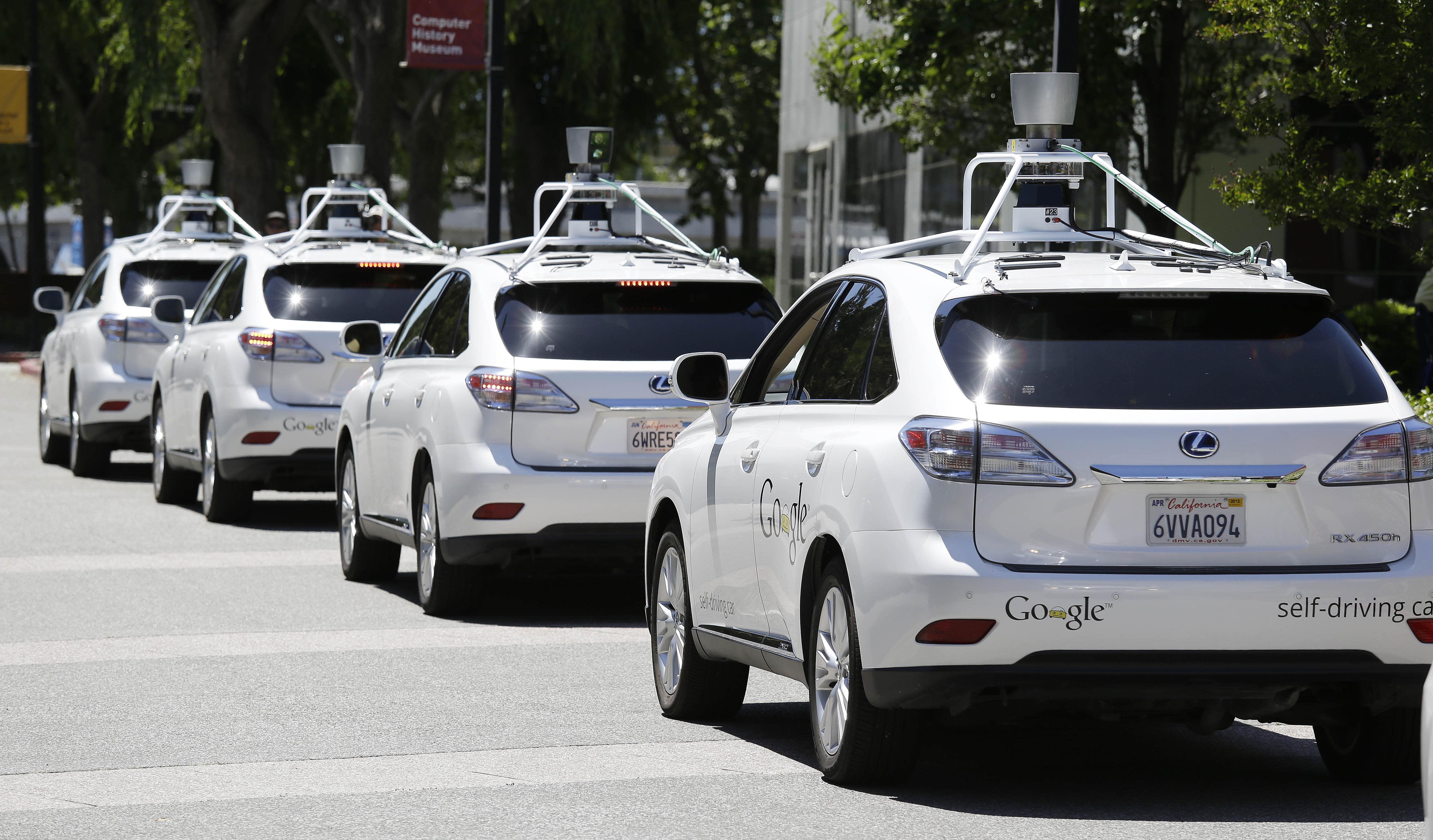 Warren Buffett on driverless cars and auto insurance