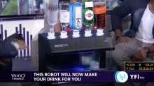 This robot will be your personal bartender - at home