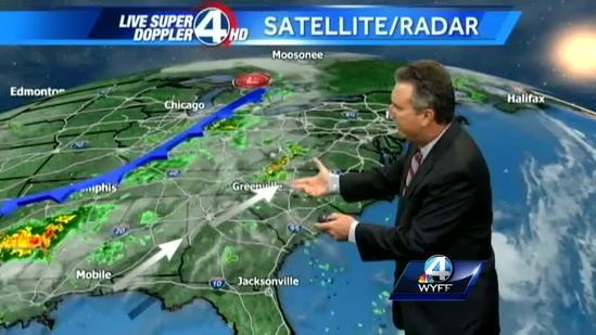 Wake-up Forecast for Saturday July 27, 2013